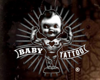 New Sketchy worldwide sponsor Baby Tattoo