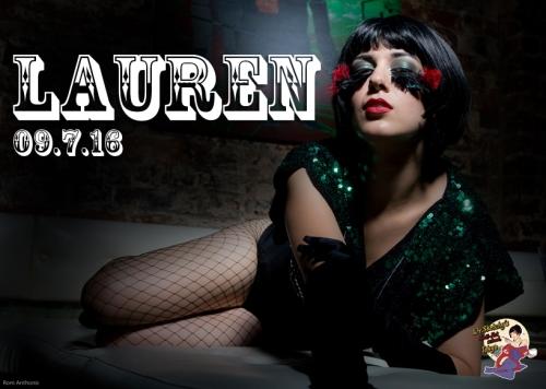 Lauren promo pic